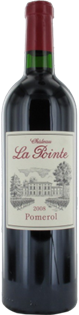 Chateau La Pointe Pomerol 2008 750ml -...